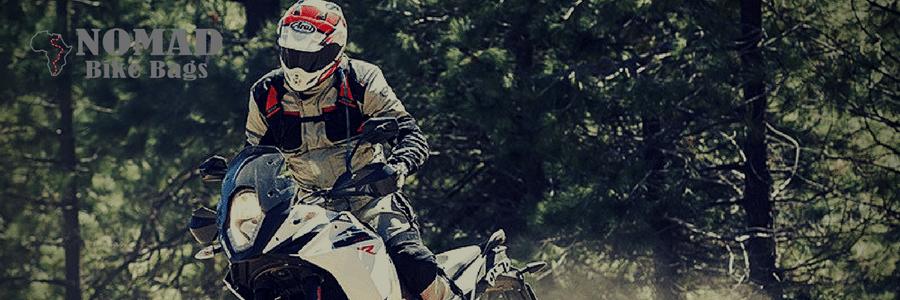 Using your adventure bike mirrors